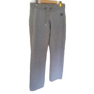 Lululemon gray sweat pants. Size 8